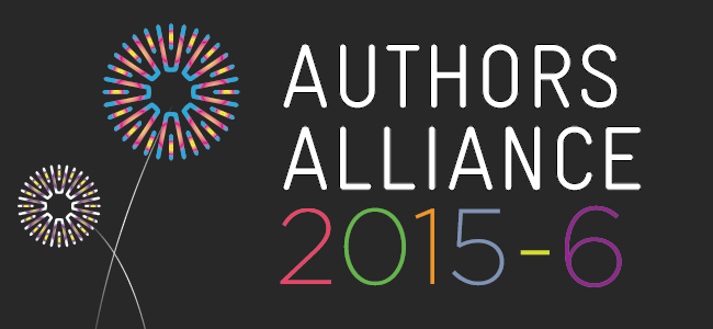 Help Authors Alliance Thrive in 2016